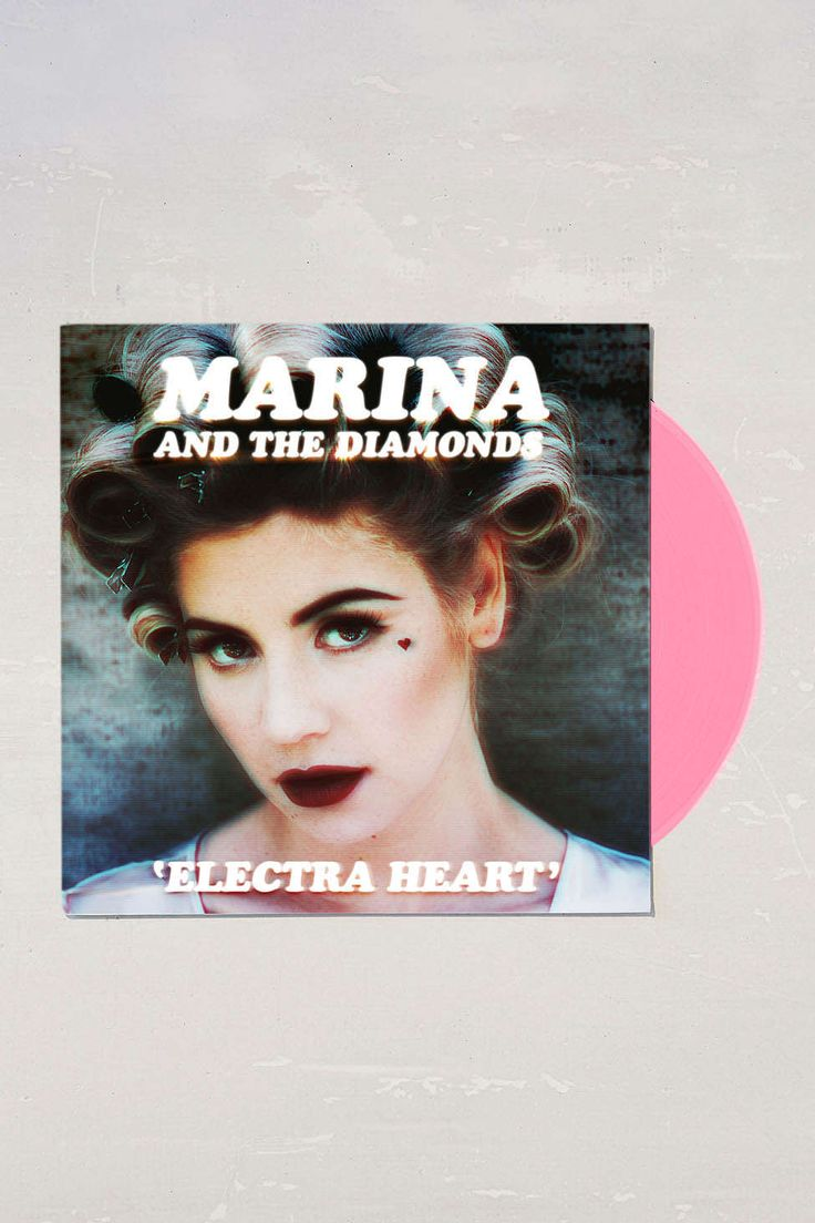 Marina And The Diamonds - Electra Heart 2XLP - Urban Outfitters