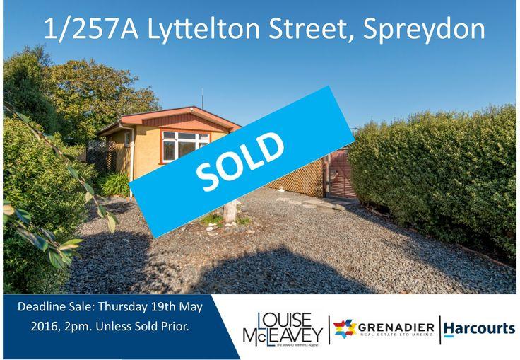 1/257A Lyttelton Street, Spreydon
