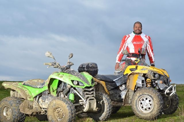 Cabral Ibacka & Andreea Ibacka ATV-Quad 2013_14