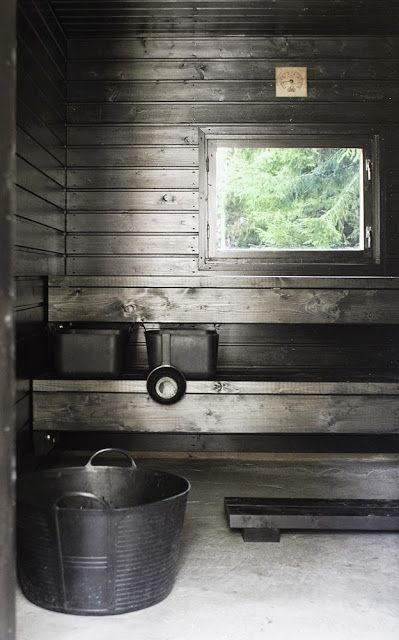 Varpunen: Sauna