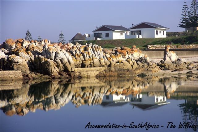 Peaceful scenery at The Willows. The Willows Resort Port Elizabeth.