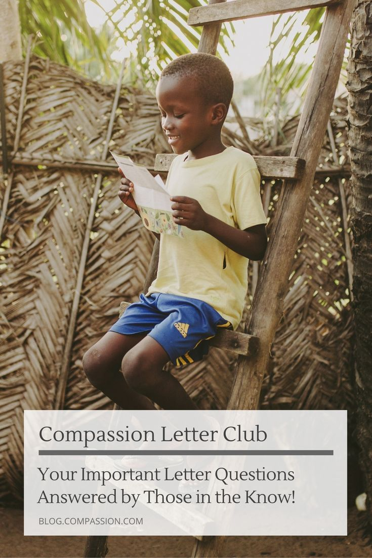 What are your letter-writing questions? We'd love to hear from you, new sponsors and correspondents! Throughout 2018, we'll do our best to get answers for you from the experts - the people who process, deliver and read your letters. #compassionletter