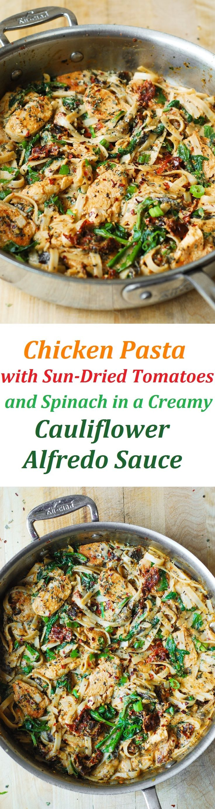 recipe: tasty cauliflower alfredo sauce [37]