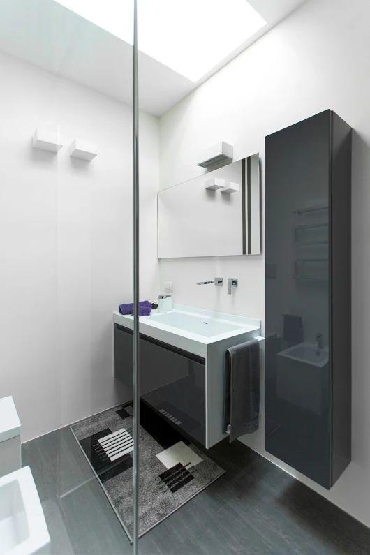 1000 idee su design per bagno moderno su pinterest bagni moderni design per bagno moderno e - Bagni design moderno ...