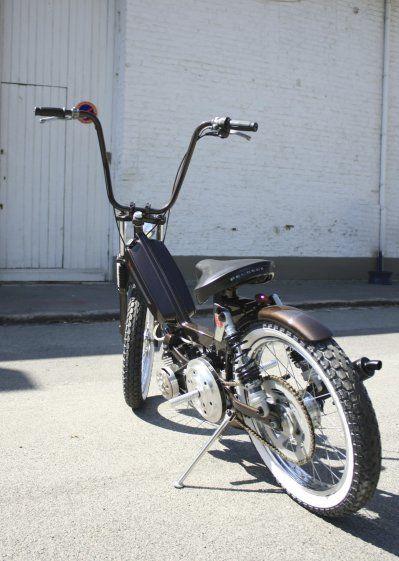 peugeot 103 bobber mopeds pinterest peugeot bobbers and mopeds. Black Bedroom Furniture Sets. Home Design Ideas