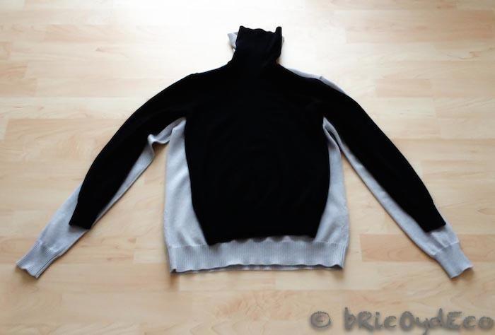 Truco: Cómo estirar un jersey de lana encogido | Aprender manualidades es facilisimo.com
