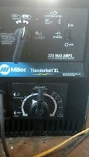 Ac miller thunderbolt welding machine