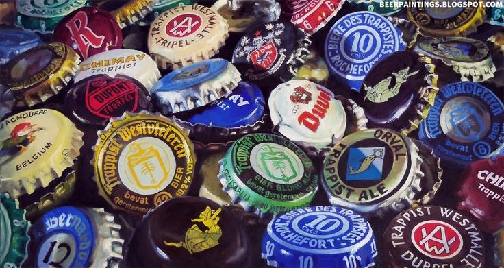 Pin by Sin Ister on Beer world Belgian beer, Beer caps, Beer