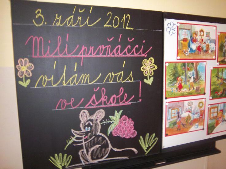 Září 2012 « Archiv | Květinková třída