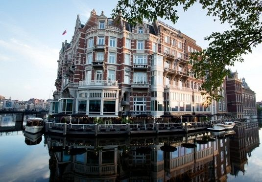 De l'Europe - An iconic, award-winning 19th century luxury hotel on the Amstel River in the heart of Amsterdam, with breakfast included