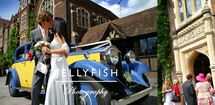 JELLYFISH PHOTOGRAPHY WEDDING ST GEORGES SCHOOL HARPENDEN