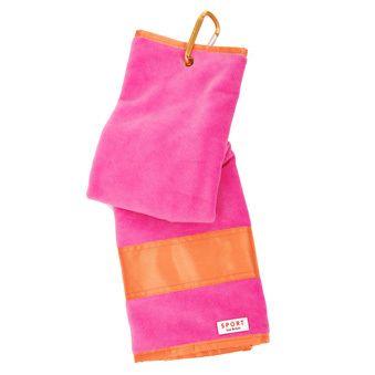 Isaac Misrahi Sport Hamptons Ladies Golf Towel