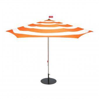 Großer gestreifter #Sonnenschirm für den Garten #design3000