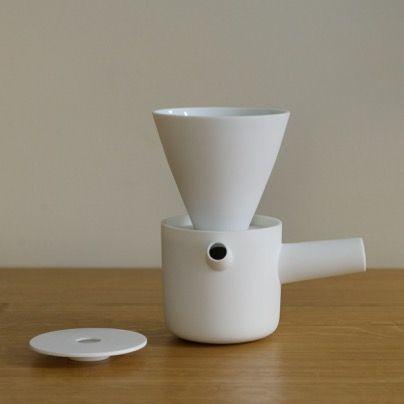 Studio Kaksikko, Piippu - coffee & tea pot