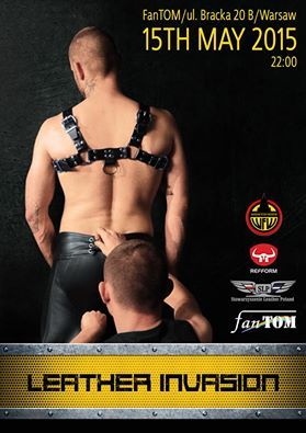 Leather Invasion Party
