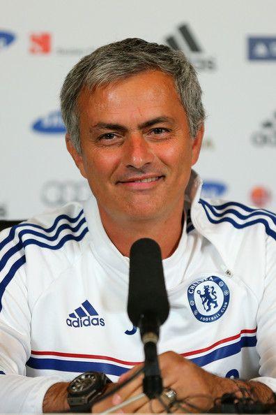 Jose Mourinho - Chelsea FC Press Conference