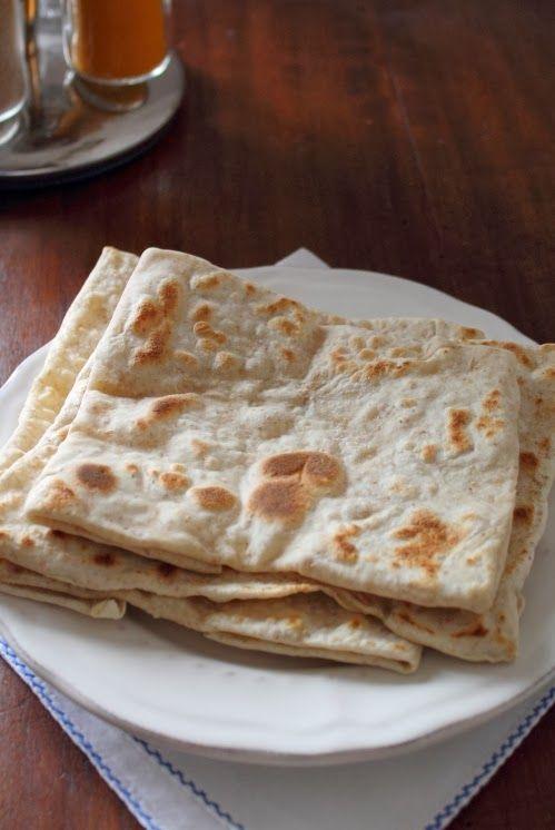 Le mie ricette con e senza: Rgaïf, pane marocchino. Moroccan Flatbread for Bread Baking Buddies