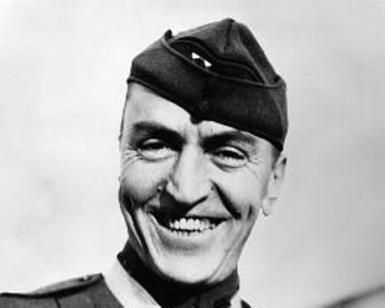Eddie Rickenbacker Photograph Courtesy of the US Air Force