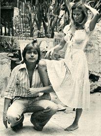 David Cassidy and Kay Lenz