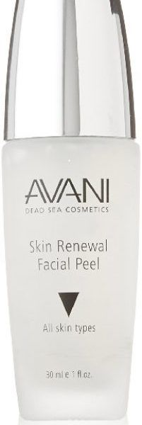 Skin Renewal Facial Peel Enriched with beneficial vitamins E & C, this Skin Renewal Facial Peel thoroughly cleanses the skin, ridding it of dead skin cells, excess oil and other impurities., Infused with nourishing Dead Sea Minerals, this non-abrasive Facial Peel will leave your skin feeling radiant and revitalized., Size: 30 ml e 1 fl.oz