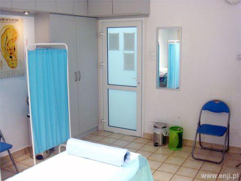 Wygląd gabinetu prof Enji - stare zdjęcia. Trochę się zmieniło :-) (zdjęcie3)