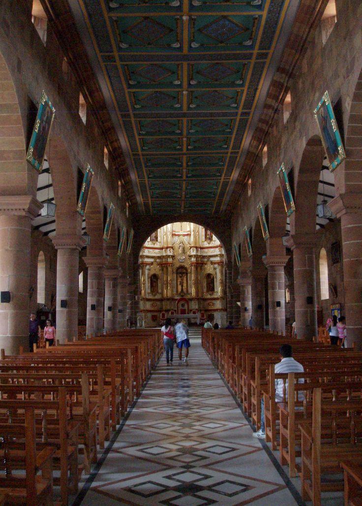Catedral de la Inmaculada - Barichara