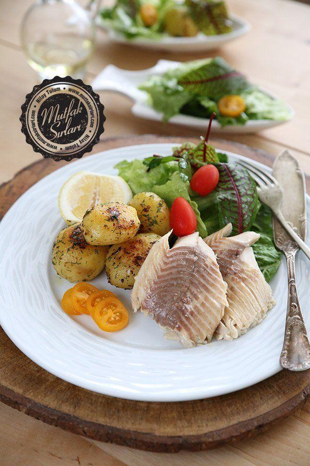 Tuzda Balık Tarifi | Mutfak Sırları