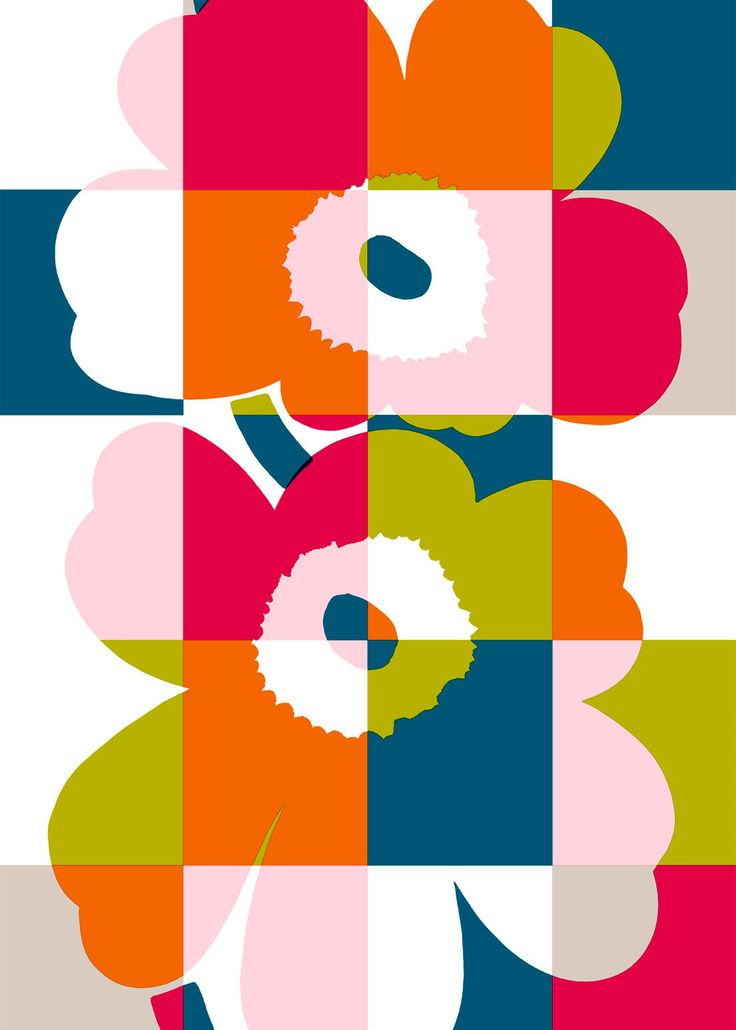 アイテム   ホーム コレクション   FABRICS   コットンファブリック   Marimekko (マリメッコ) 日本公式サイト