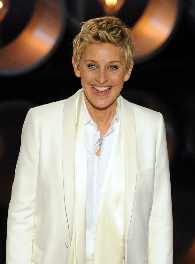 I got Ellen Degeneres! Which Female Comedian Should Be Your BFF Based On Your Zodiac Sign?   OOOH YEAH we should lol that will be soo awesome!!!!