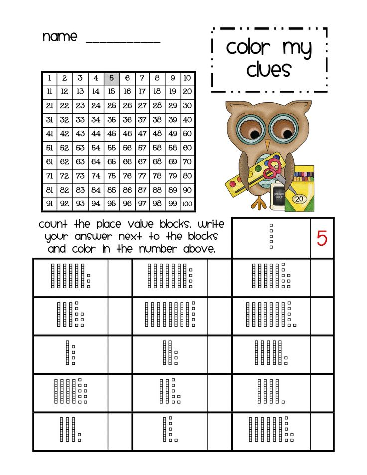 Numbers - Place Value