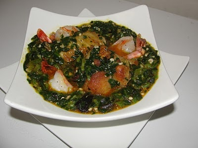 Otong Soup with Tuo Shincafa | 9jafoodie | Nigerian Food Recipes