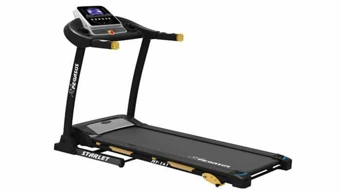 Διαγωνισμός: 4 Fitness Leaders σου κάνουν δώρο έναν διάδρομο Pegasus Starlet ΜT-141 αξίας 550€