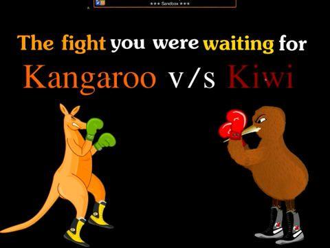 kiwi on a kangaroo - Google Search