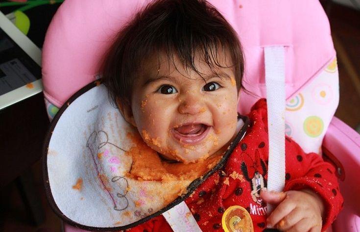 Si vous êtes de ceux qui se disent que sous peu votre petit amour devra manger des sources de fer plus importantes dans son alimentation puisqu'il aura 6 mois, cet article est pour vous!
