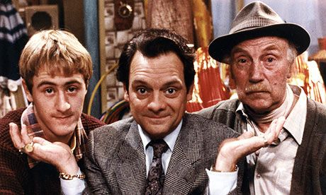 Only Fools & Horses 1981-2003  nothing comes close to this British classic