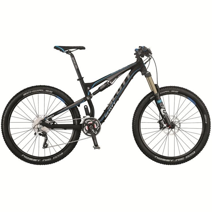 La Nueva Scott Genius 730 es la mejor opción Trail /All Mountain, con un cuadro de aluminio 6061 rediseñado y optimizado para el nuevo tamaño de rueda de 27,5. Sin duda la bicicleta todo terreno definitiva.  + info: http://www.bikingpoint.es/bicicleta-scott-genius-730-27-5-2013.html   #scott #scottbikes #mtb #mountainbike #allmountain #enduromtb