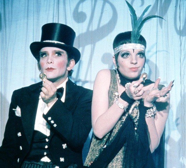 'Money, Money, Money Makes The World Go 'Round'... | 1972 Liza Minnelli + Joel Grey (Best Supporting Actor Oscar-1972) | CABARET