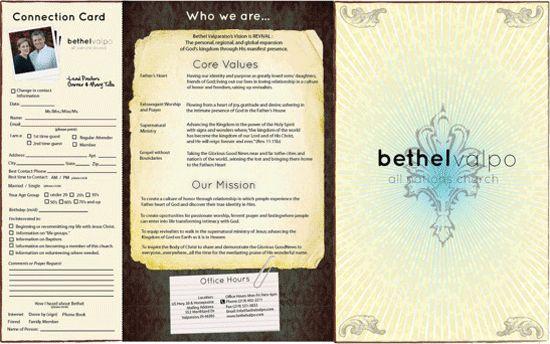 Church Bulletin Design | work - graphics/publications | Pinterest ...