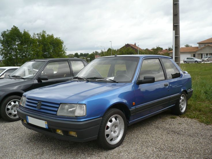 PEUGEOT 309 GTi 16 1991 ✏✏✏✏✏✏✏✏✏✏✏✏✏✏✏✏ IDEE CADEAU / CUTE GIFT IDEA  ☞ http://gabyfeeriefr.tumblr.com/archive ✏✏✏✏✏✏✏✏✏✏✏✏✏✏✏✏