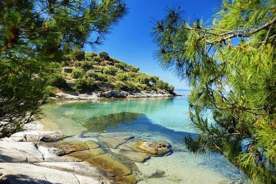 Vourvourou-Chalkidiki-Greece
