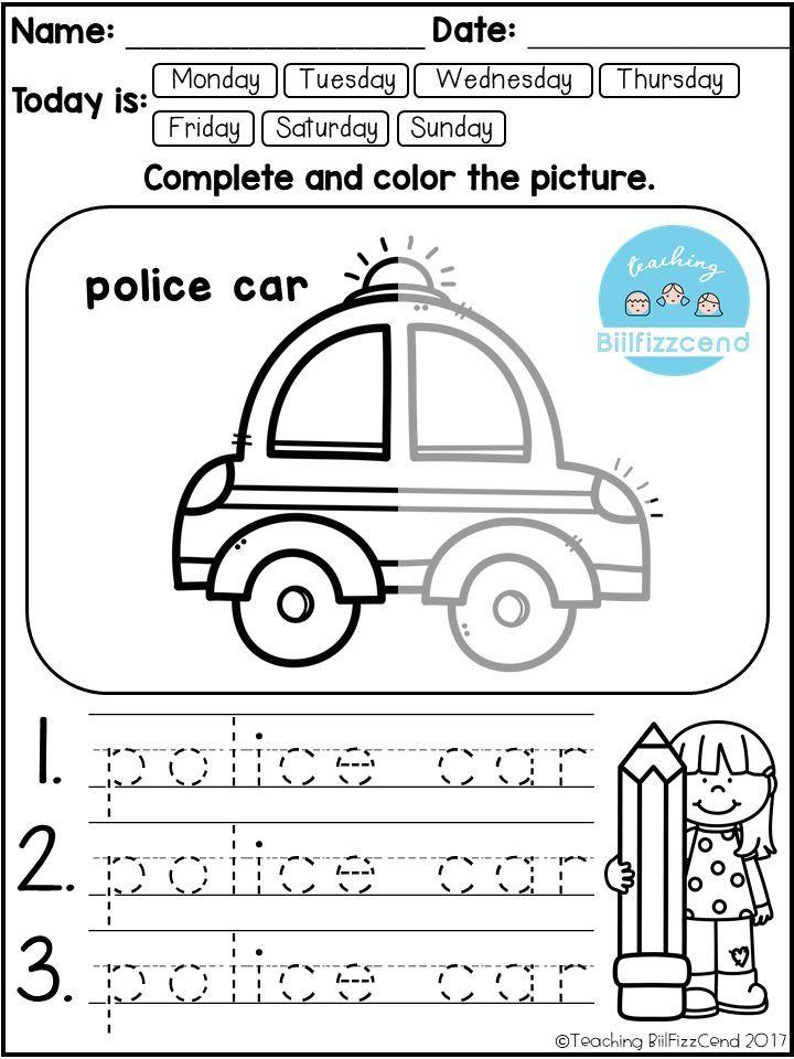 847 best Free Kindergarten Worksheets images on Pinterest ...