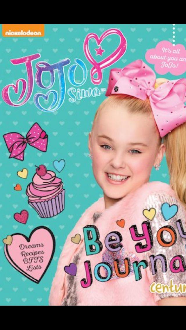 Pin By Carolli On Jojo Siwa Wallpaper Kids Journal Jojo Siwa Jojo Bows