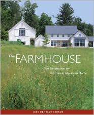 I referred to this book in my last post and got a question on it, so it is the subject of today. It is an amazing book on farmhouses!  The F...