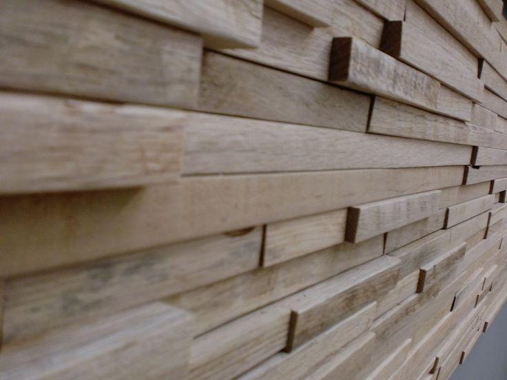 Nostra realizzazione, collezione il fascino dell'imperfetto, rivestimento da parete in rovere naturale. #rovere #paretelegno #wooddesign www.rivas.it
