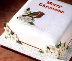 christmas cake decorating ideas - Google Search