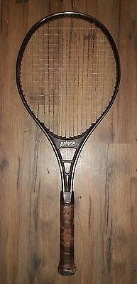 Prince International 110 Vintage Tennis Racquet 1982