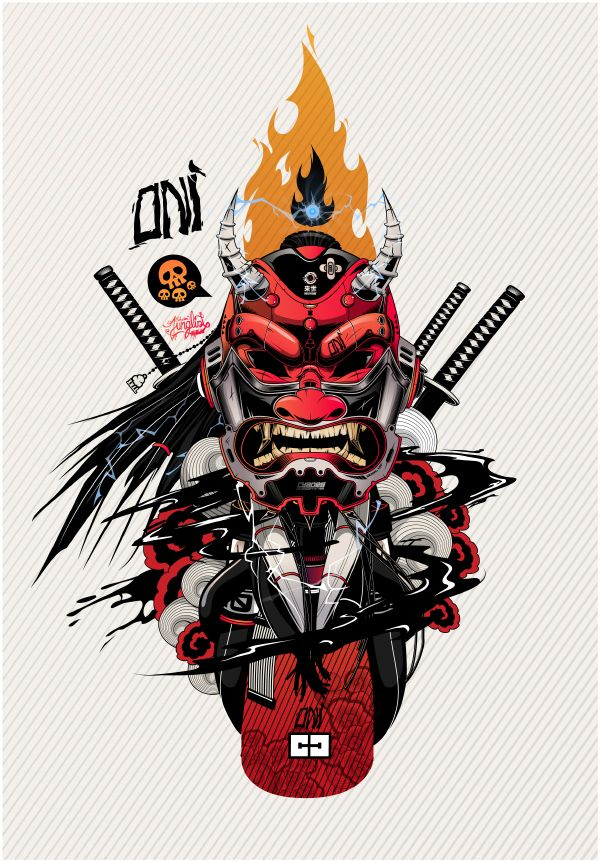 ONI - Red