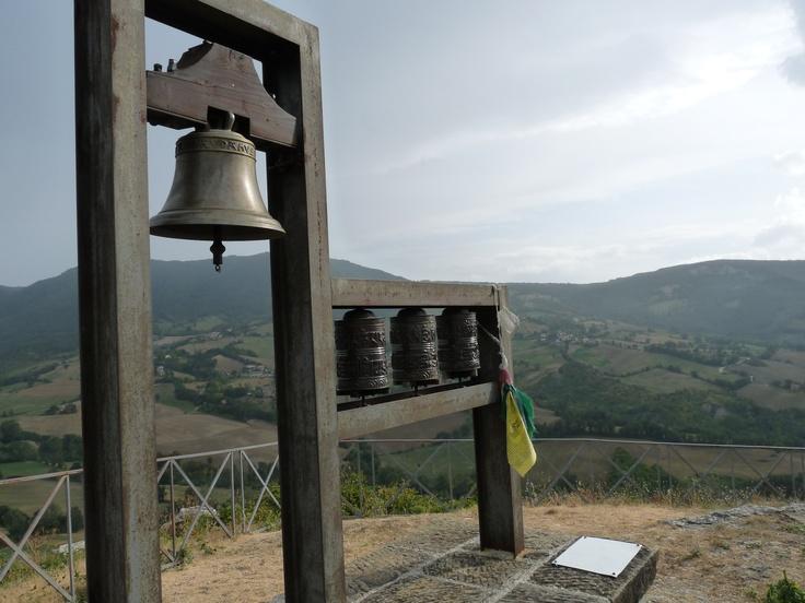 Pennabilli, Campana di Lhasa.
