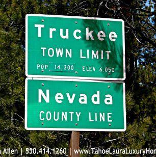 Truckee, Nevada County, California