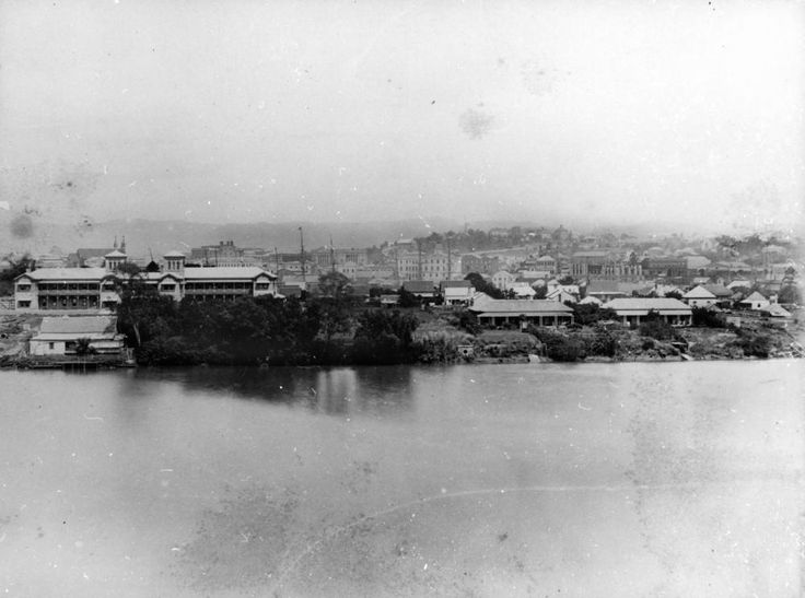 Kangaroo Point 1885